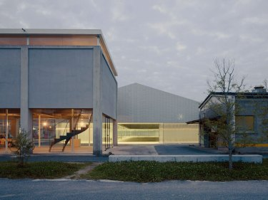Kamoi Museum / TNA Architects