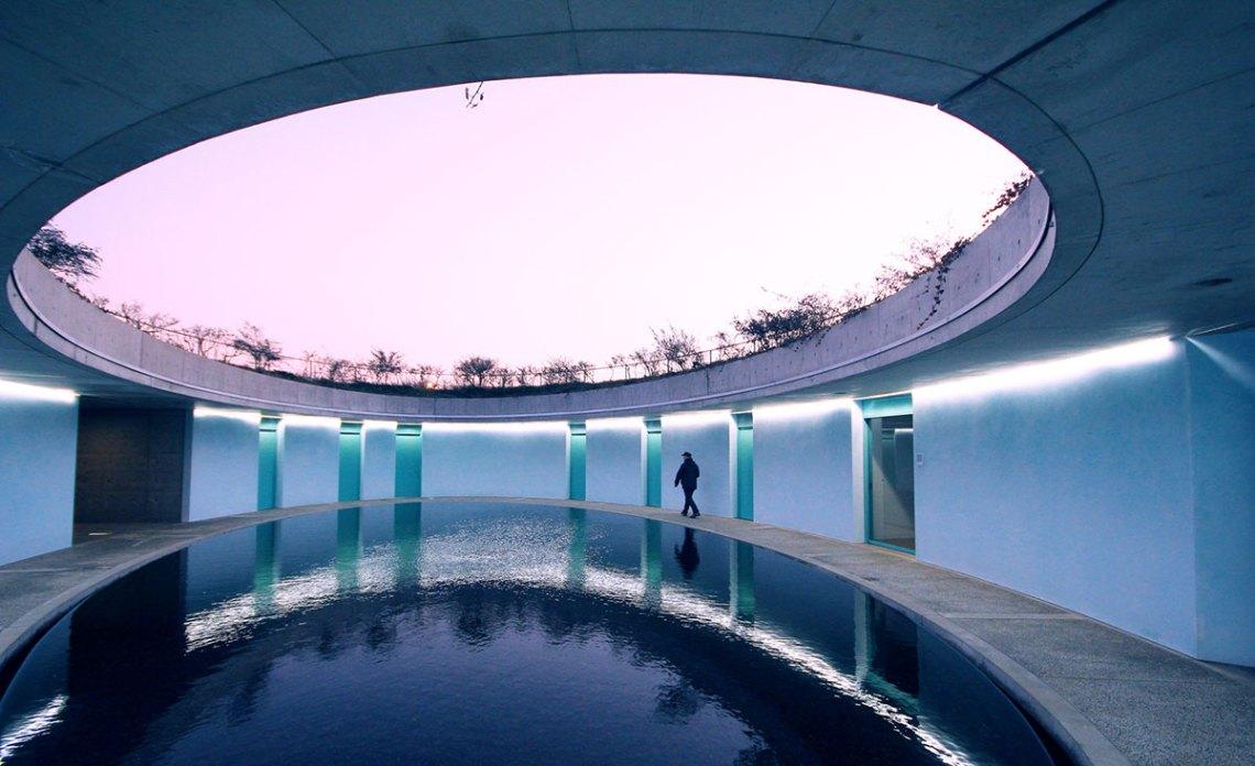 Oval - Benesse House Museum / Tadao Ando