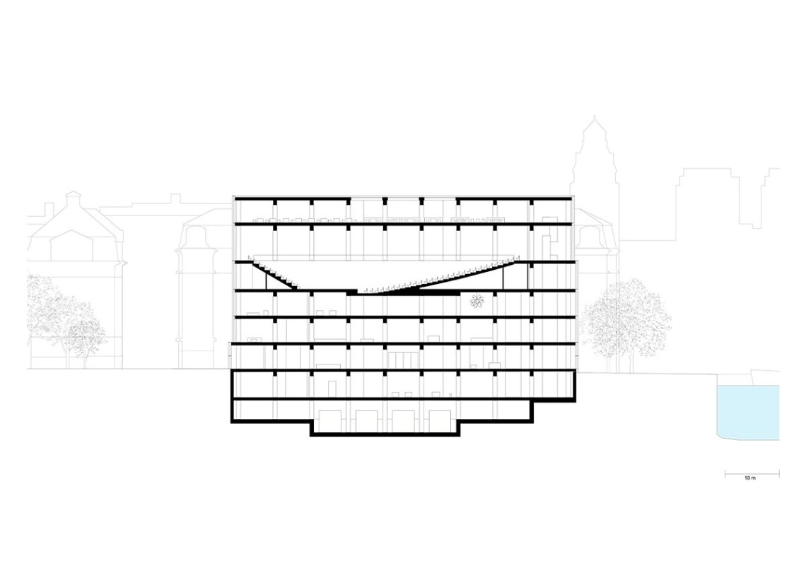 Nobel Center / David Chipperfield Architects