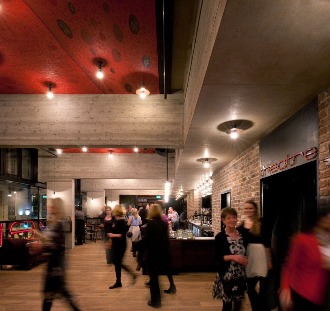 Liverpool Everyman Theatre / Haworth Tompkins Architects