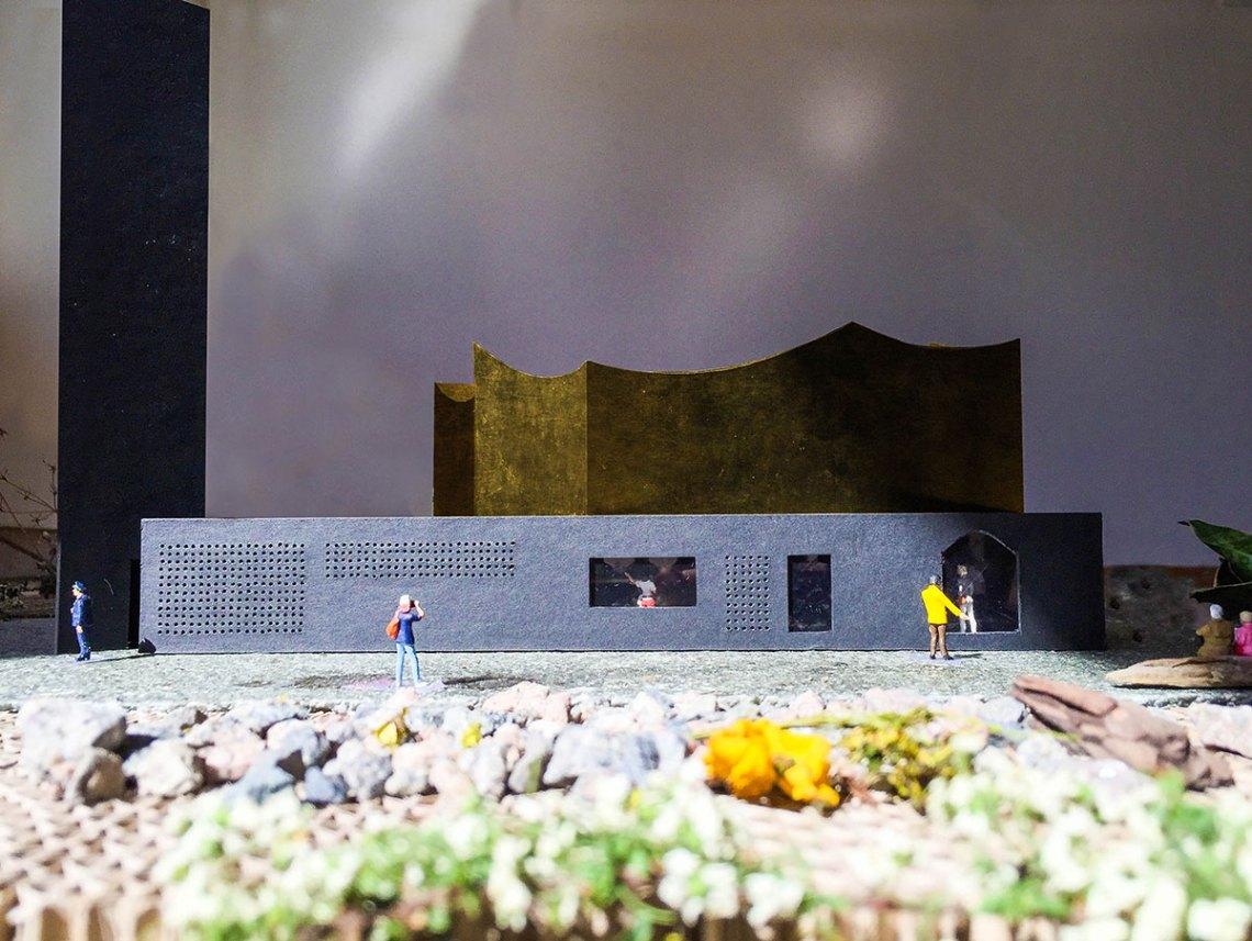 Reykjavik Mosque / U67 Architects