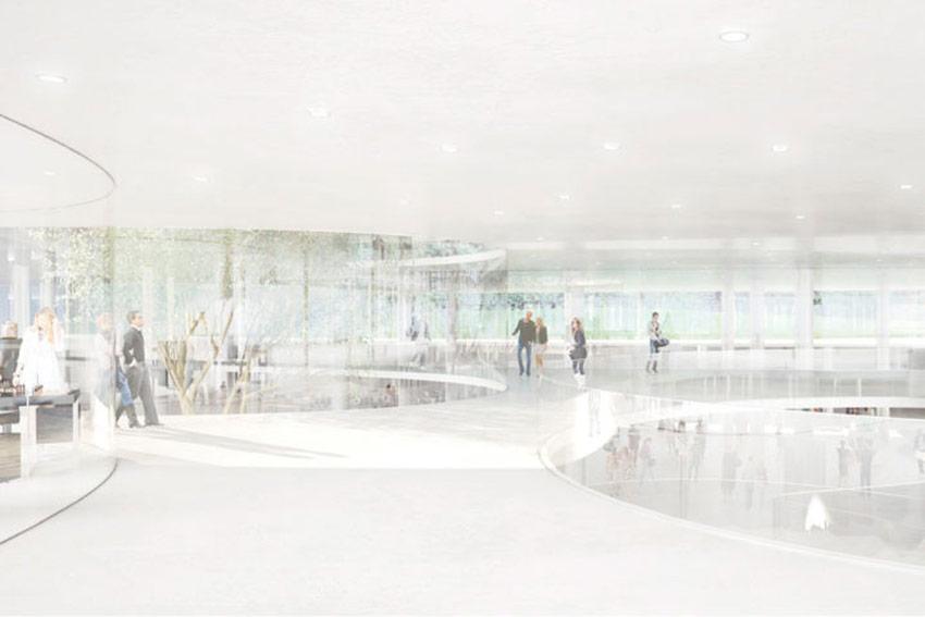 The Circle at Zurich Airport / SANAA