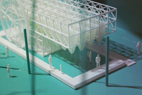 Albula Interactire Urban Device / deltastudio