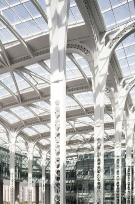 Fengxian Civic Centre Canopy / Atelier GOM