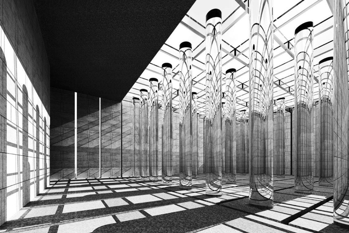 The Danteum / Giuseppe Terragni