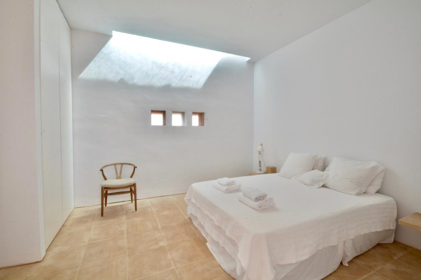 John Pawson's Bedroom
