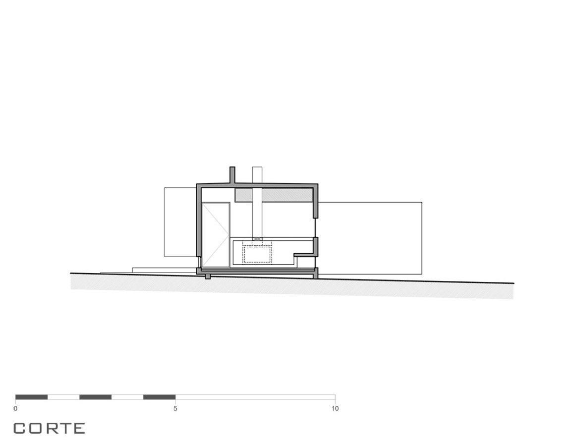 Torcuato House Section