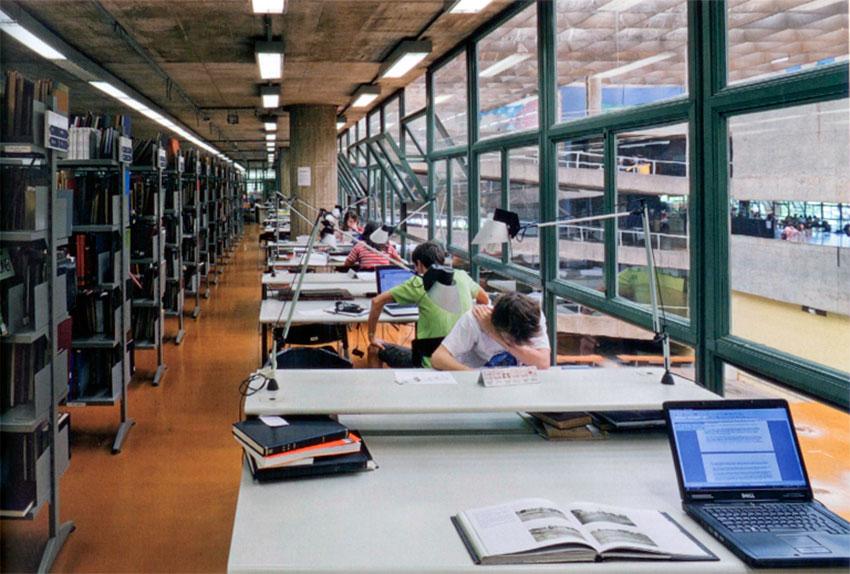 FAU Urbanism and Architecture University in Sao Paulo / Vilanova Artigas