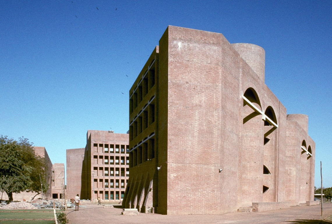 Indian Institute of Management / Louis Kahn