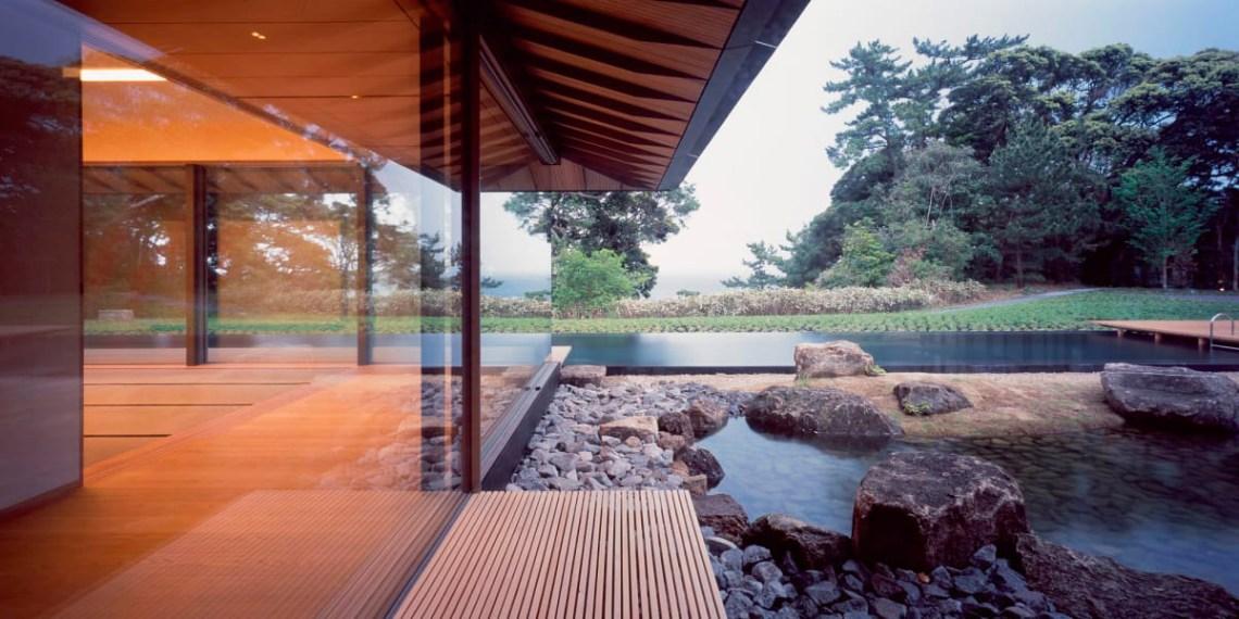 Water and Cherry House / Kengo Kuma & Associates