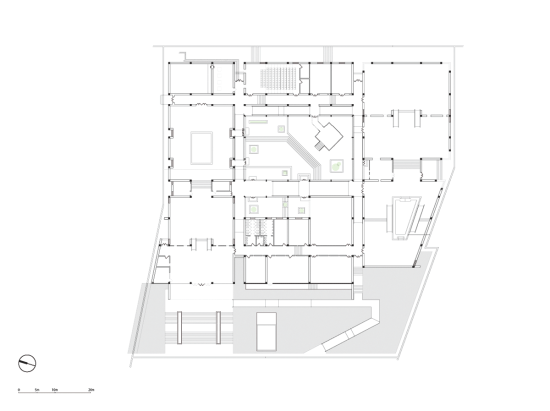 Danxia Exhibition Center Plan