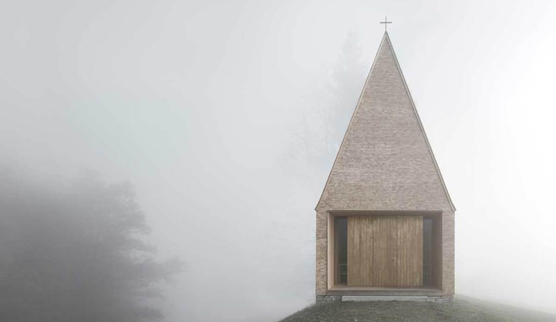 Bernardo Bader Chapel Exterior Image