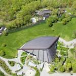 Aerial View of Blossom Music Center / Peter van Dijk