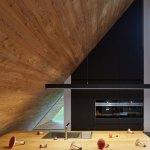 Kitchen Weekend House in Beskydy / Pavel Míček Architects