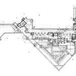 Taliesin floor plan