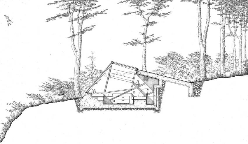 Section The retreat