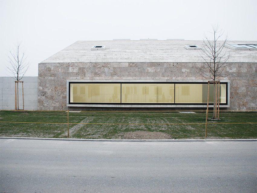 Winter exterior image