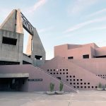 Nelson Fine Arts Center in Phoenix / Antoine Predock