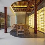 Tea Area - Tea House in Hutong / Arch Studio