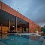 Swimming pool - Atelier Villa in Costa Rica / Formafatal