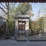 Front Courtyard - Qishe Courtyard in Beijing / ARCHSTUDIO