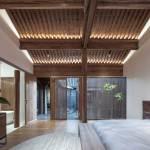 Back courtyard master bedroom - Qishe Courtyard in Beijing / ARCHSTUDIO