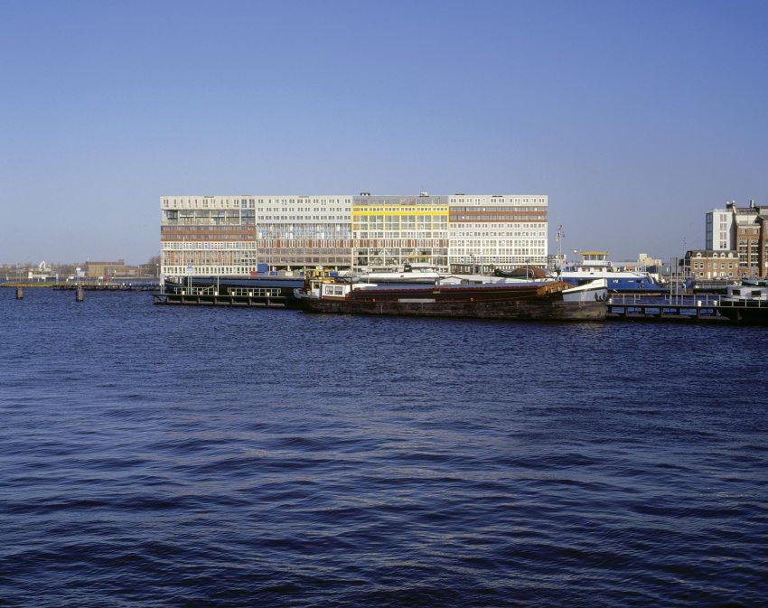 River View - Silodam Housing Block in Amsterdam / MVRDV