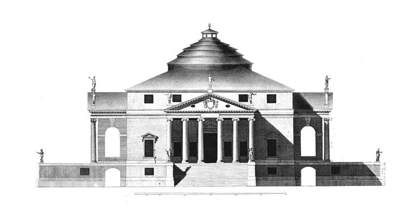 Elevation | Villa Rotonda