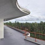 Terrace - Paimio Sanatorium / Alvar Aalto