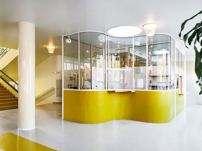 Lobby - Paimio Sanatorium / Alvar Aalto