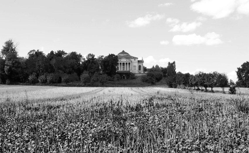 Landscape- Villa Capra La Rotonda / Andrea Palladio
