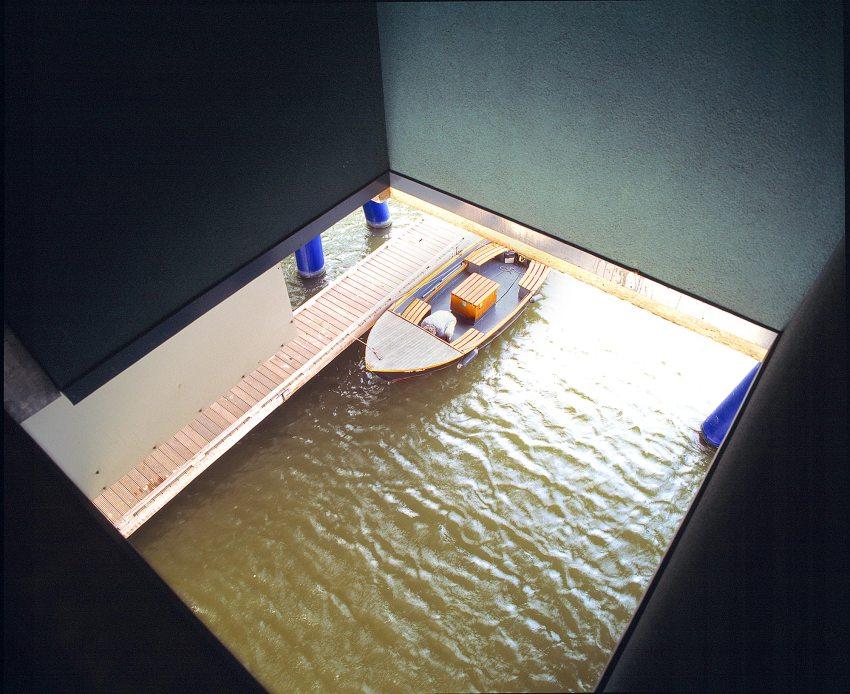 Opening to ocean - Silodam Housing Block in Amsterdam / MVRDV