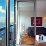 Living Room - Silodam Housing Block in Amsterdam / MVRDV