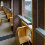 Tables - Phillips Exeter Academy Library / Louis Kahn