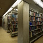 Shelves - Phillips Exeter Academy Library / Louis Kahn