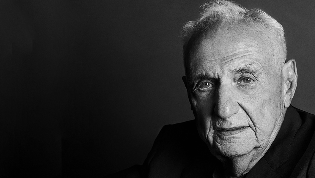 Frank Gehry Portrait by Rafael Pulido