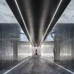 Entrance - landscape - Xi'an Sunac · Grand Milestone Modern Art Center / Cheng Chung Design