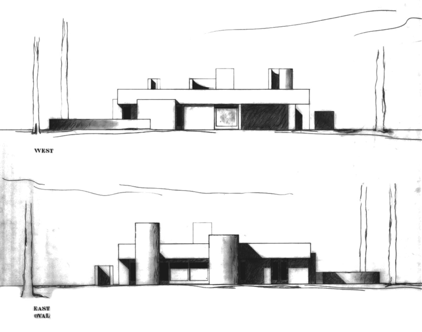 Elevation drawings