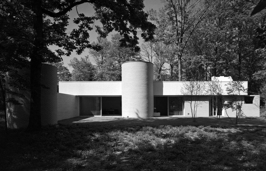 Jerome & Carolyn Meier House / Richard Meier