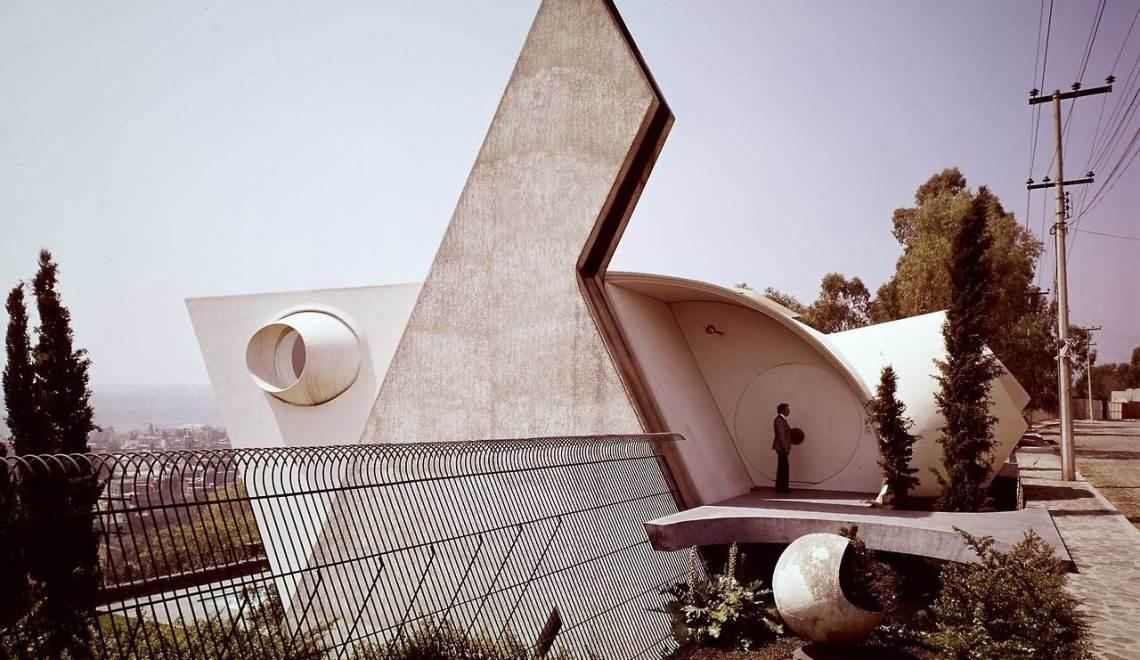 Amalia Hernández House / Agustín Hernández Navarro