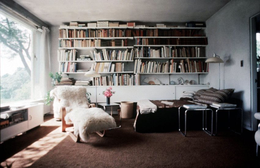 Library of the Gropius House