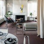 Living room of the Gropius House