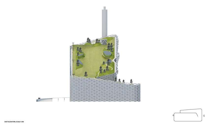 Elevation - Power Plant