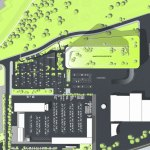 Site Plan - CopenHill Waste-to-Energy Plant & Sport Facility / BIG-by-Laurian-Ghinitoiu