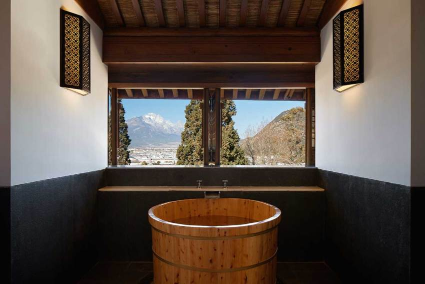 Spa of the Amandayan Resort in China / Ed Tuttle