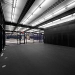 Lights - Mies van der Rohe Gas Station Conversion on Nuns Island / FABG Architects