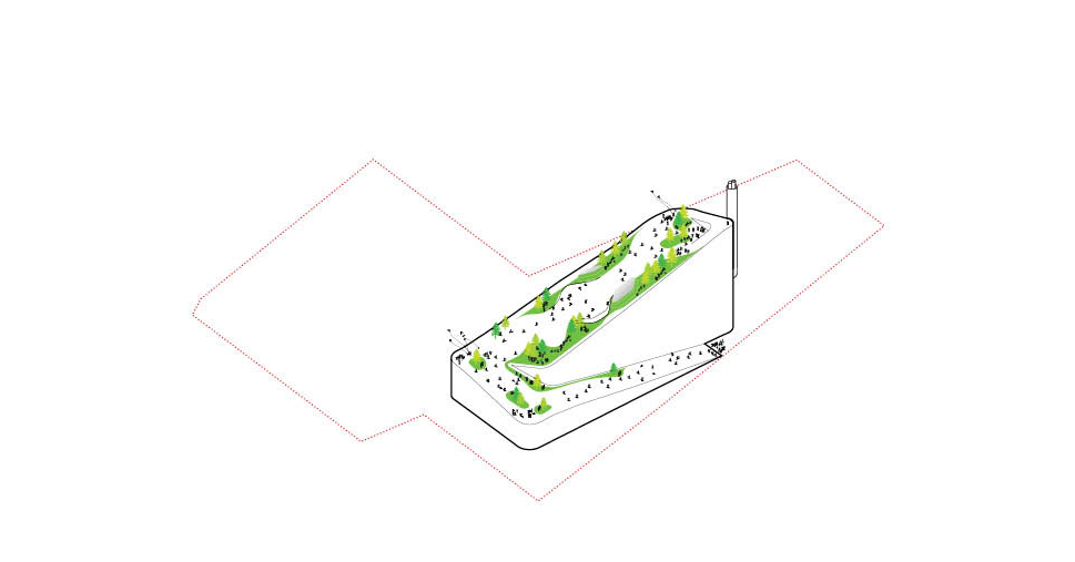 Diagram - Wañl in the Park