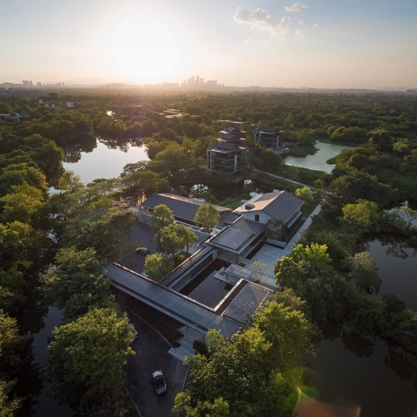 Muh Shoou Xixi Hotel byShawn Cheung - GOA - Architecture, Building & Structure Design Round-Up / A' Design Award & Competition 2020 - 2021