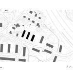 Site Plan - Brf Ferdinand Dwellings in Aspudden / Scott Rasmusson Källander
