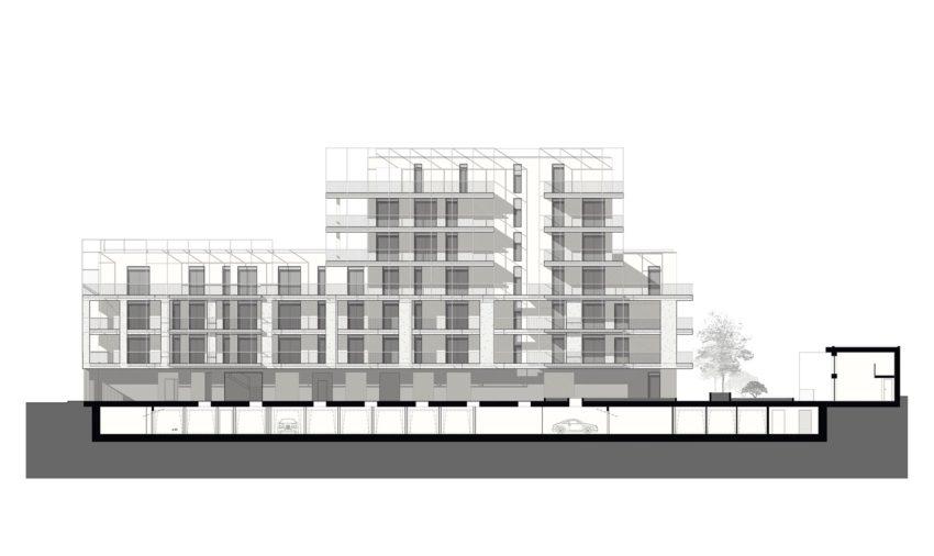 ELevation - Casa Tersicore / Degli Esposti Architetti